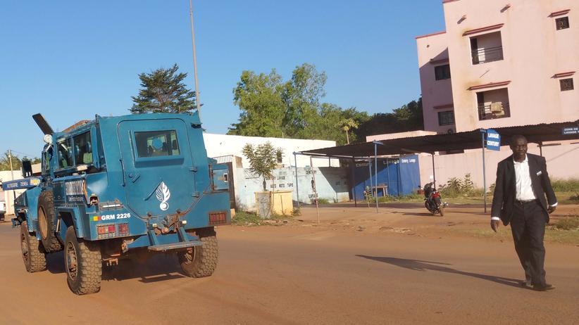 Bamako: Spezialeinheiten beenden Geiselnahme in Mali