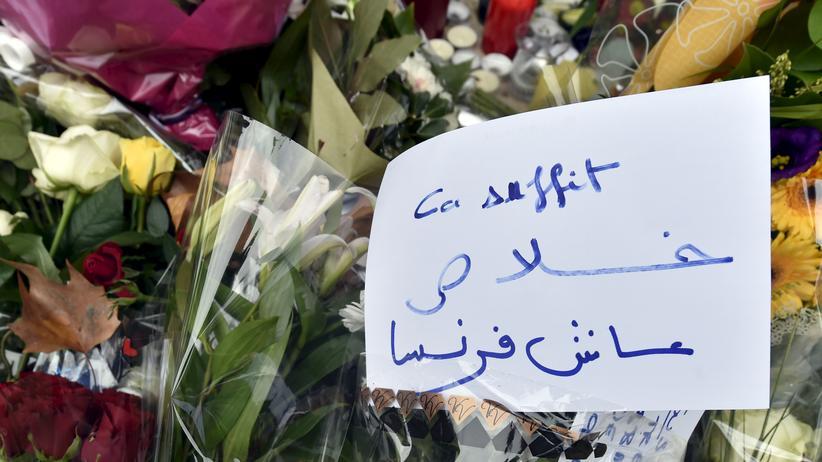 Terrorismus: Sie hassen uns