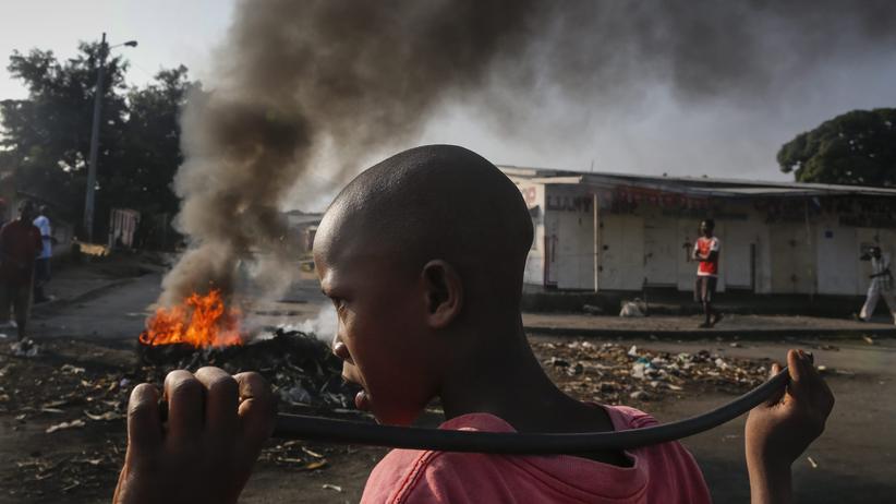 Burundi: Vereinte Nationen warnen vor drohendem Bürgerkrieg