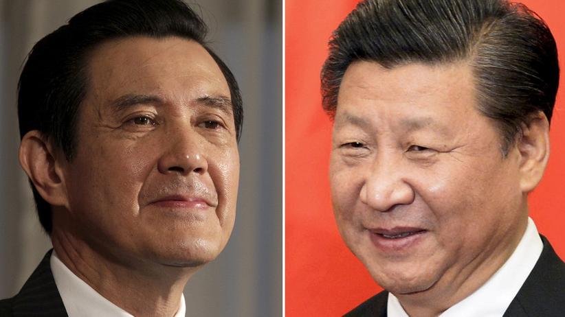 Volksrepublik China: Präsidenten von China und Taiwan treffen sich erstmals seit 1949