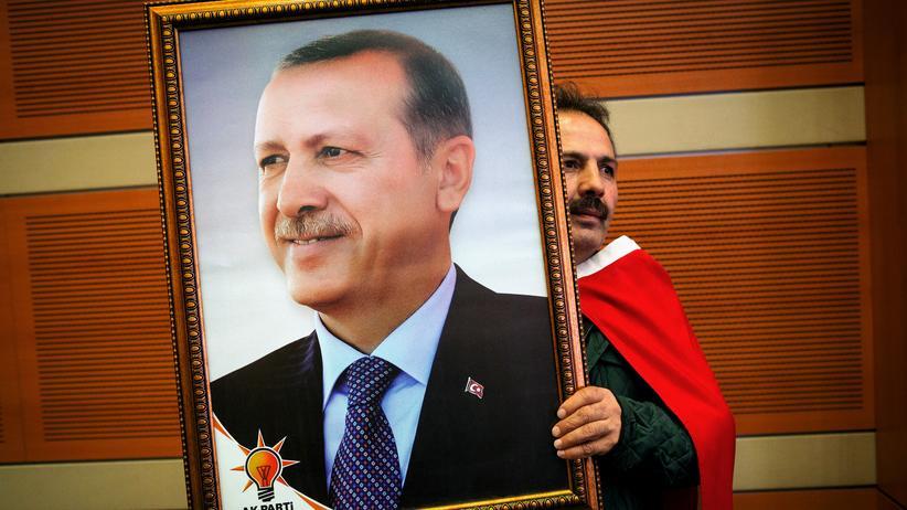 Politik, Türkei, Recep Tayyip Erdoğan, Türkei, AKP, Präsident, Verfassungsänderung