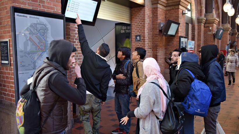 Flüchtlingspolitik: Skandinavien macht dicht