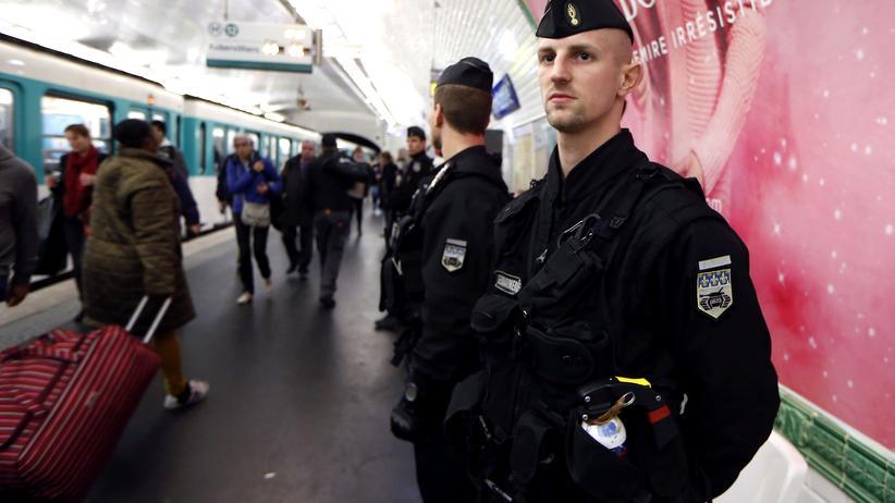 Paris Frankreich Attentate Anschläge