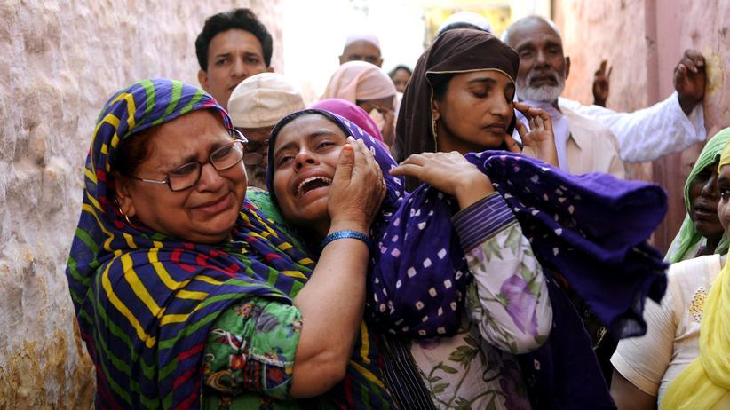 Indien: Im Unglaubenskrieg
