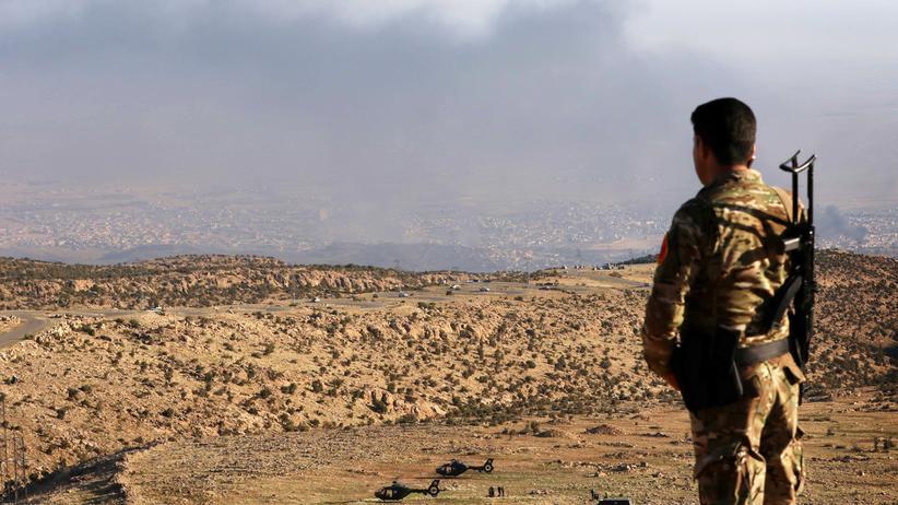 """""""Islamischer Staat"""": Aushungern, austrocknen, aushalten"""