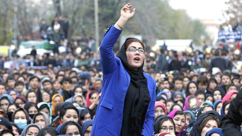 Afghanistan: Tausende demonstrieren in Kabul gegen Islamisten