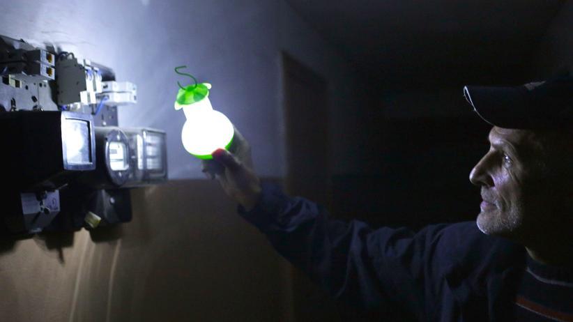 Krim Stromausfall