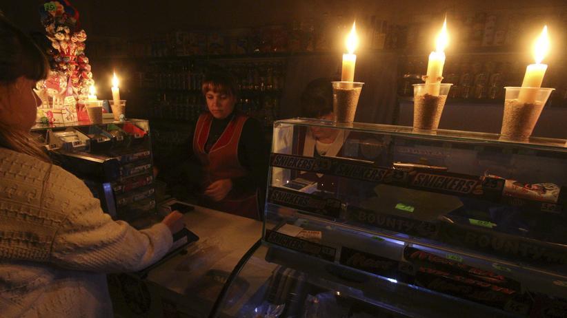 Krim: Im Dunkeln
