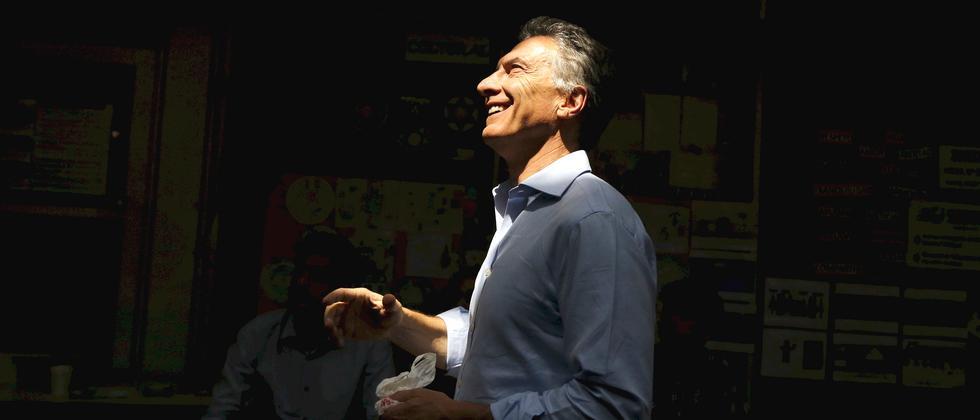 Stichwahl Argentinien