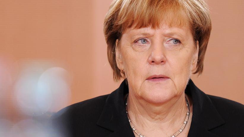 Flüchtlingskrise: Angela Merkel im November 2015