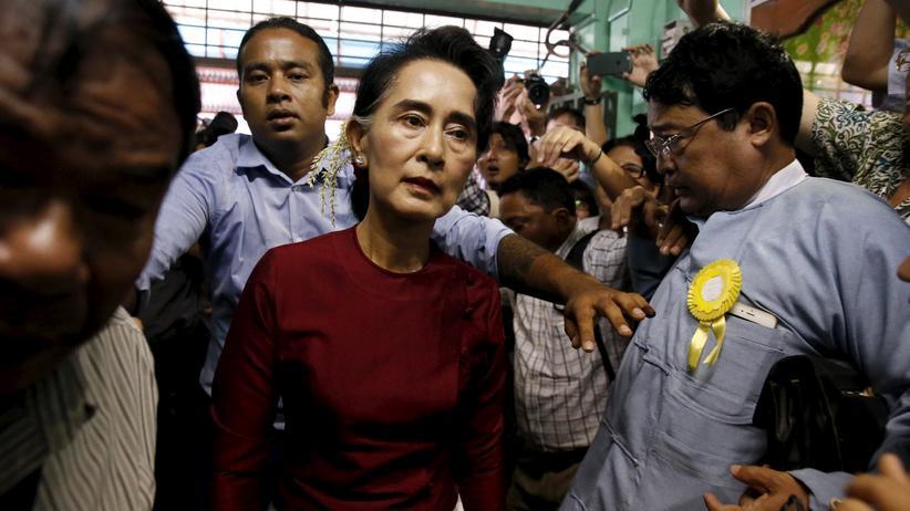 Myanmar: Suu Kyi hofft auf demokratischen Neubeginn