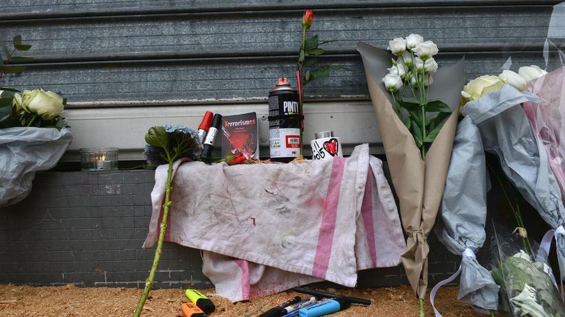 Paris: Zwischen Trauer und Trotz