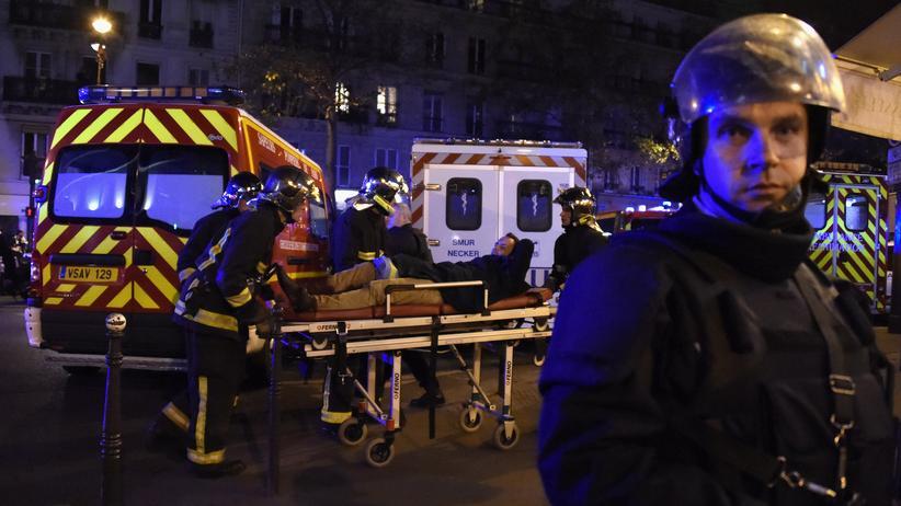 Politik, Attentate, Terrorismus,     Paris,     Attentat,     Frankreich, Terrorismus
