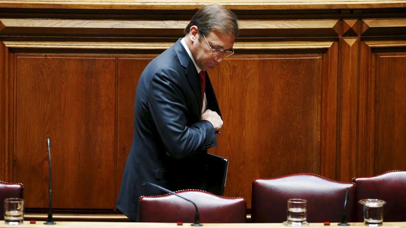 Portugal: Linke Opposition entmachtet portugiesische Regierung