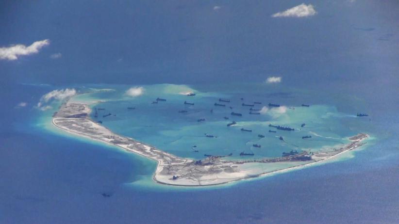 Spratly-Archipel: Pentagon warnt vor Konflikt im Südchinesischen Meer