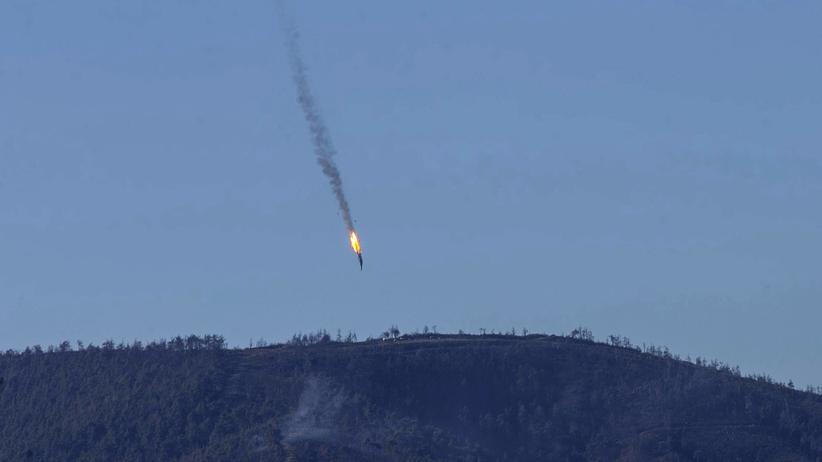 Türkisches Militär schießt Kampfjet ab
