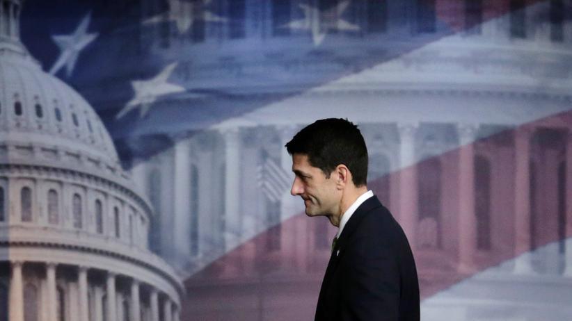 USA: Das Repräsentantenhaus der USA stimmte für eine Verschärfung der Aufnahmekontrollen bei Flüchtlingen