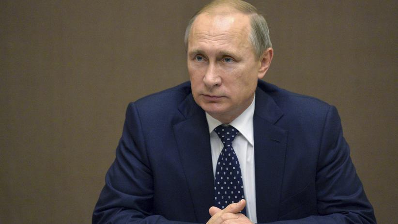 Russland Wladimir Putin Syrien Islamischer Staat