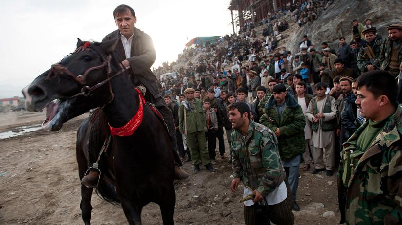Afghanistan: Das Fest des Kriegsherrn