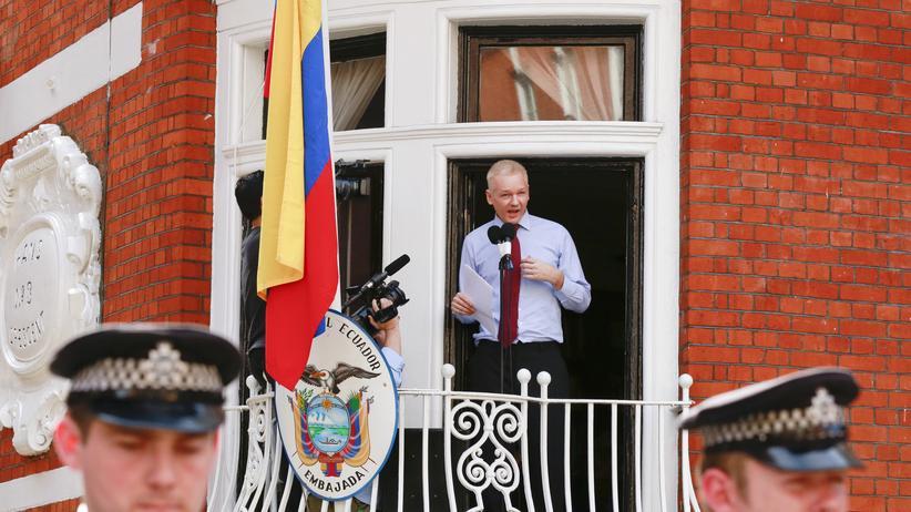 WikiLeaks: Vom Enthüller zum Verschwörer