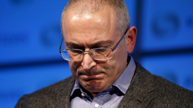 Russland: Chodorkowski erwägt Antrag auf Asyl in Großbritannien