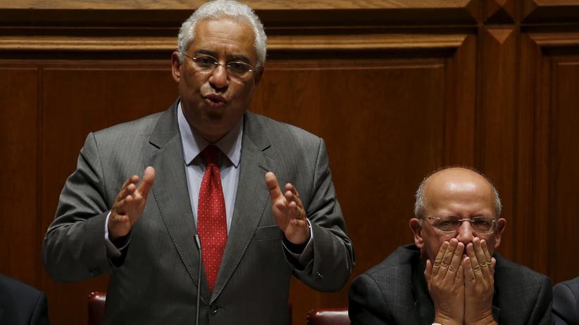 Portugal: Ein Hauch von Syriza