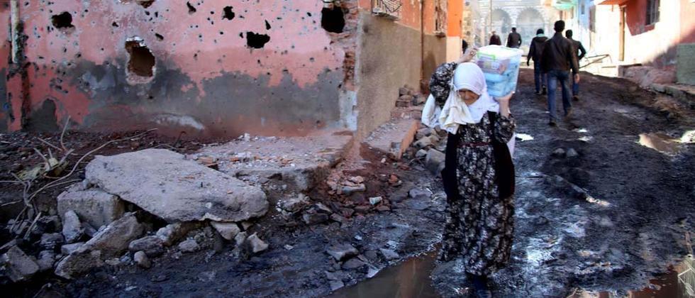 Diyarbakır: Eingesperrt im Wohnzimmer