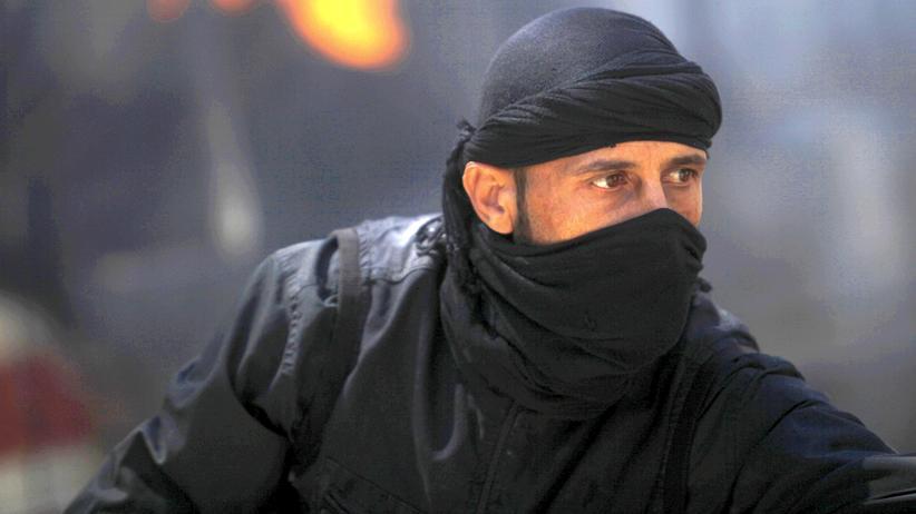 Dschihad IS Kämpfer