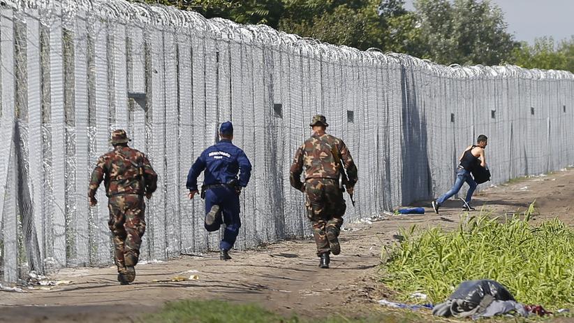 Einwanderung: Frontex-Chef will Grenzsicherung durch Luftüberwachung stärken