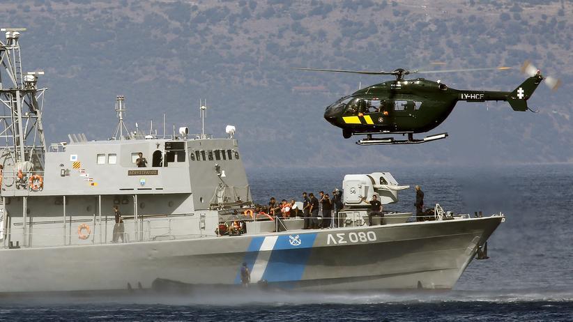 Frontex-Einheiten: Die EU will ihren gemeinsamen Grenzschutz ausbauen.