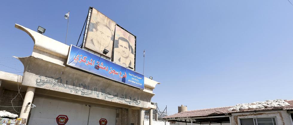 Gefängnis Syrien