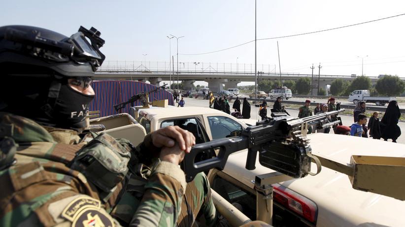"""""""Islamischer Staat"""": Iraks Regierung lehnt US-Truppen ab"""