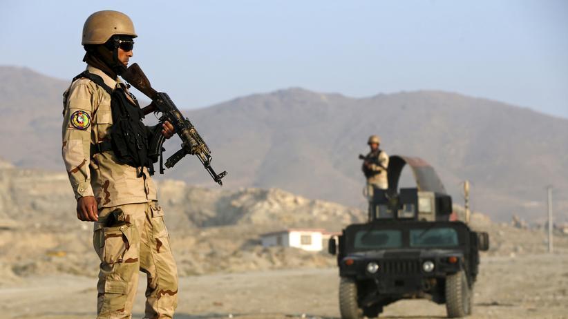 Afghanistan: US-Botschaft warnt vor schwerem Anschlag in Kabul