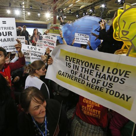 Klimagipfel: Profit für die Welt