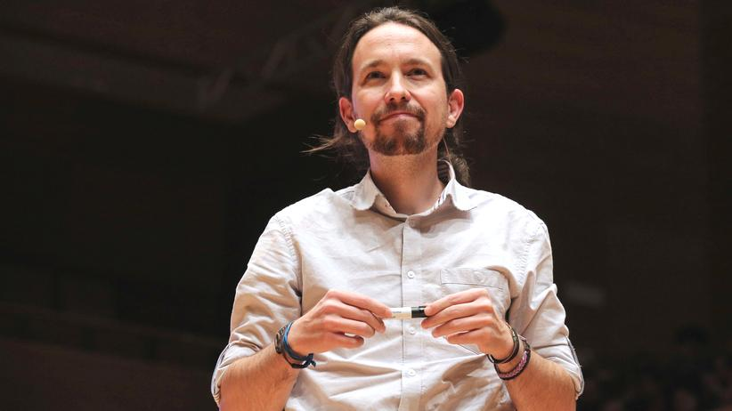Podemos: Spaniens Pferdeschwänze wollen alles oder nichts