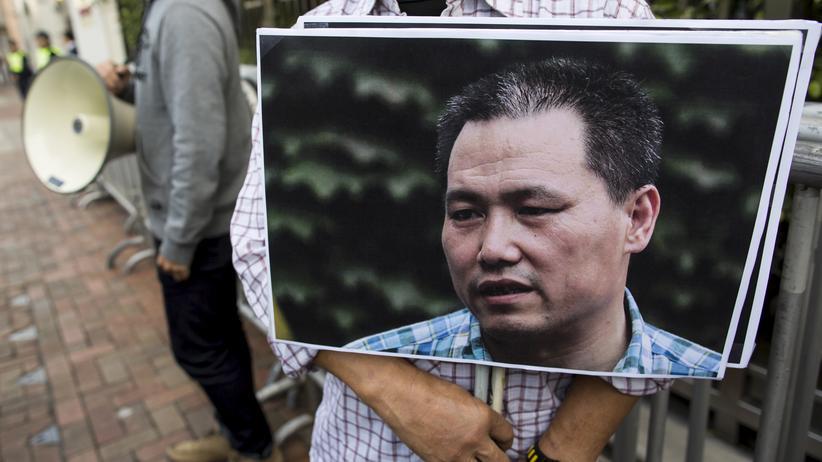 China: Menschenrechtsanwalt Pu erhält Bewährungsstrafe