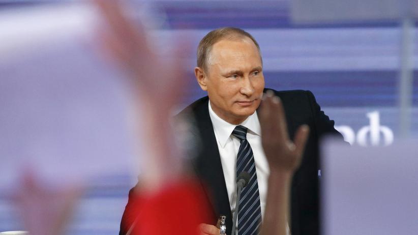 Russland, Putin, Kreml, Russophobie