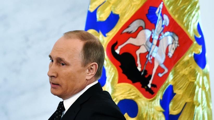 Putin wirft Türkei Unterstützung des Terrors vor