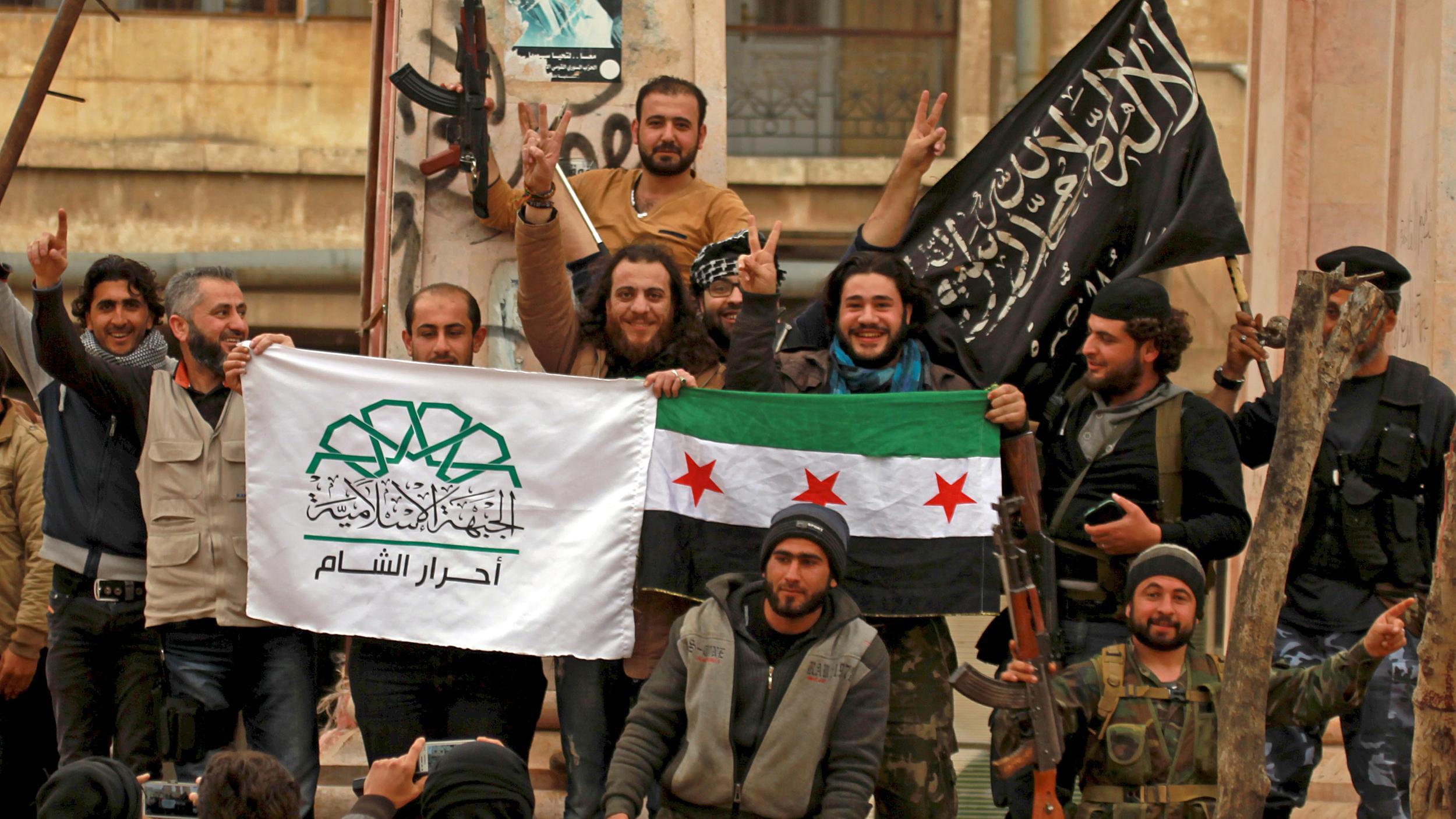 Syrische Opposition einigt sich auf Acht-Punkte-Plan