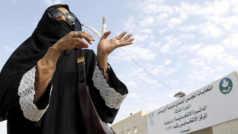 Saudi-Arabien Wahl Frauen