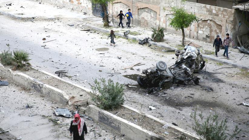 Syrien Intervention