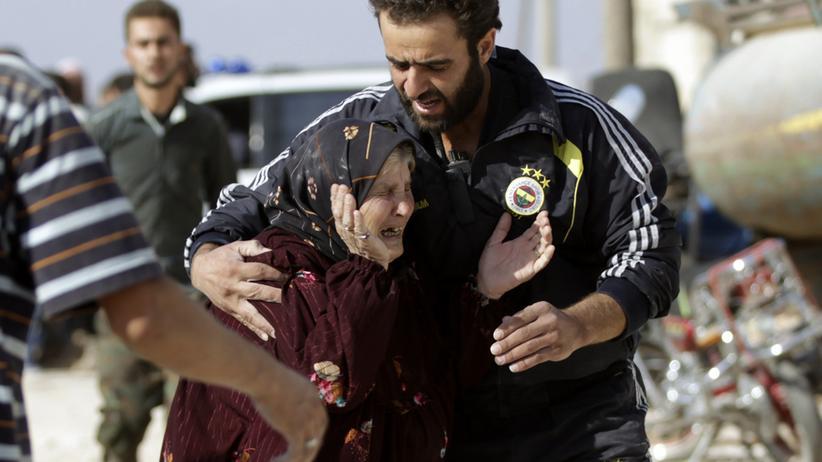 Syrien: Amnesty beklagt Hunderte Tote durch russische Lufteinsätze
