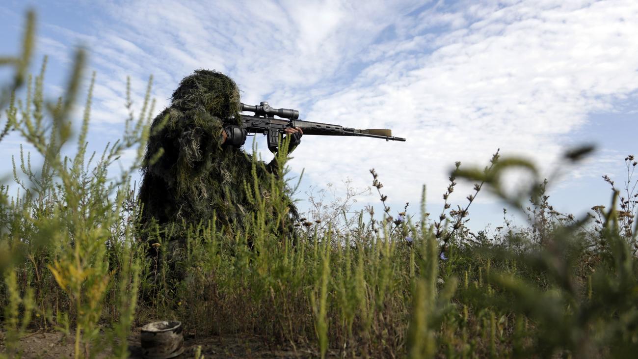 Ukraine obwohl unter dem Russen