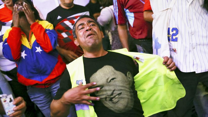 Politik, Venezuela, Venezuela, Hugo Chávez, Nicolas Maduro, Parlamentswahl, Revolution, Militär