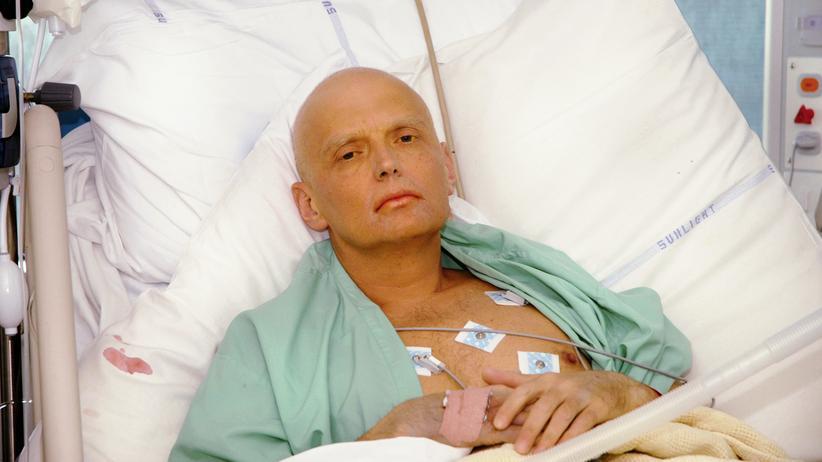 Untersuchungsbericht: Alexander Litwinenko im November 2006