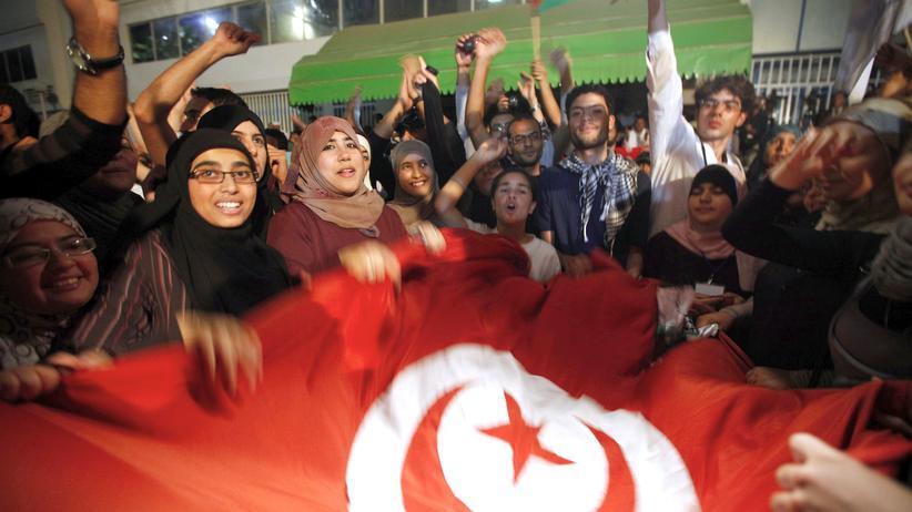 Arabischer Frühling Tunesien