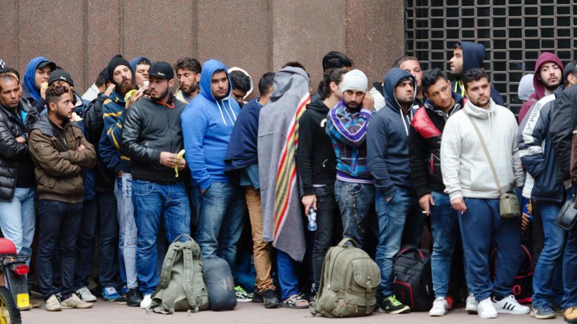 Sexuelle Belästigung: Asylsuchende in Brüssel