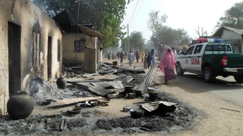 Islamisten: Bei dem Anschlag in dem Dorf Dalori wurden mindestens 50 Menschen getötet.