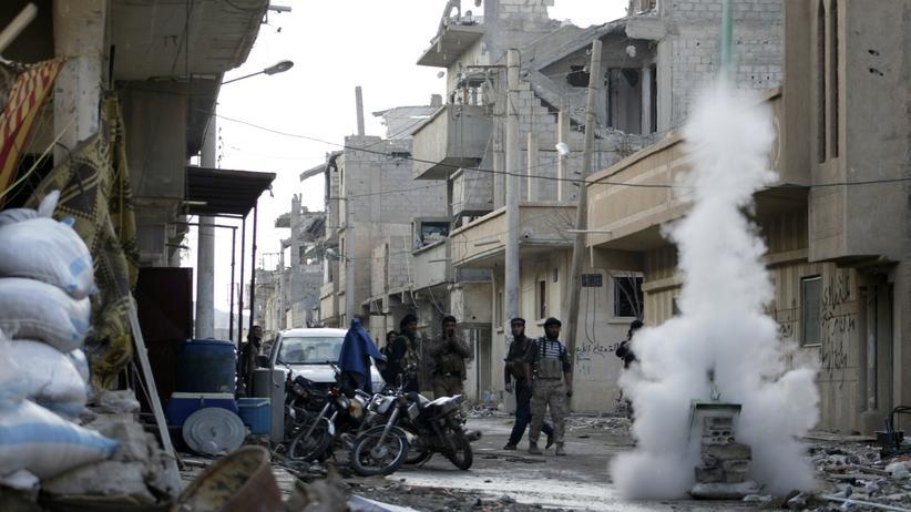Syrien: Die Stadt Deir al-Sur im Osten Syriens