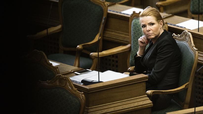 Vereinte Nationen: Die dänische Ministerin für Immigration und Integration, Inger Støjberg